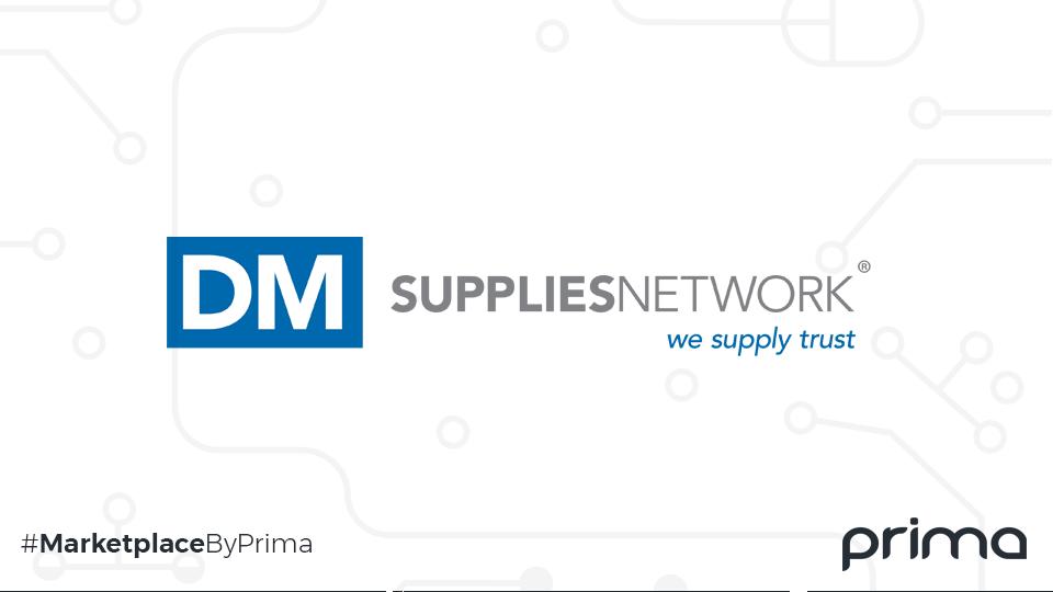 Prima EDI with DM Supplies Network